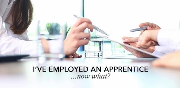 I've Employed an Apprentice…Now What?