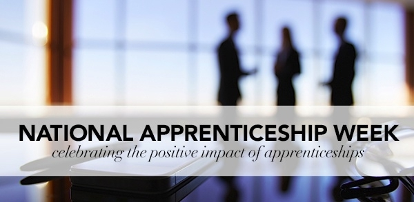 Apprenticeships: National Apprenticeship Week