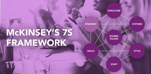 McKinsey's 7S Framework – Strategy