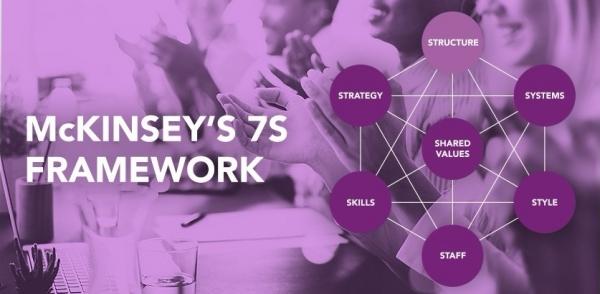 McKinsey's 7S Framework – Structure