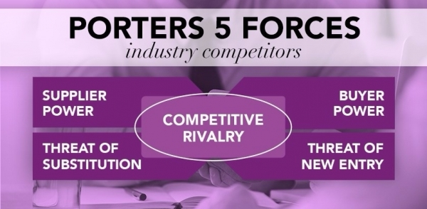 Porters 5 Forces: Industry Competitors
