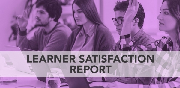 CMS News: Satisfaction levels of CMS learners