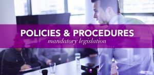 CMSVOC Policies and Procedures - Mandatory Legislation
