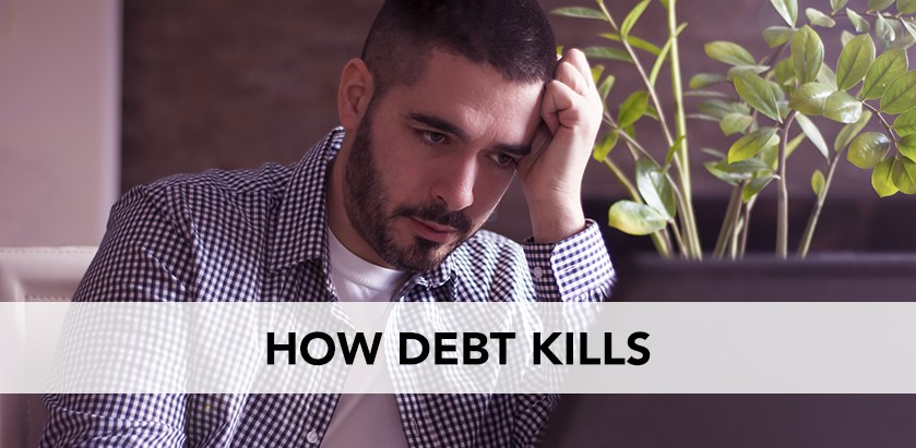 How debt kills