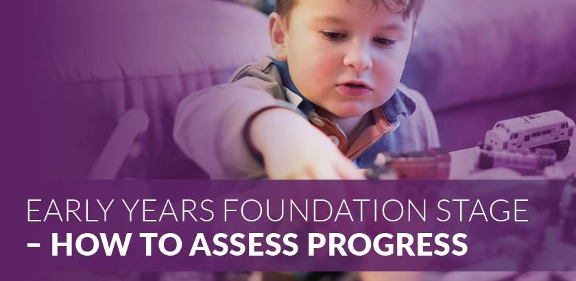 Early Years Foundation Stage – Progress check at age two