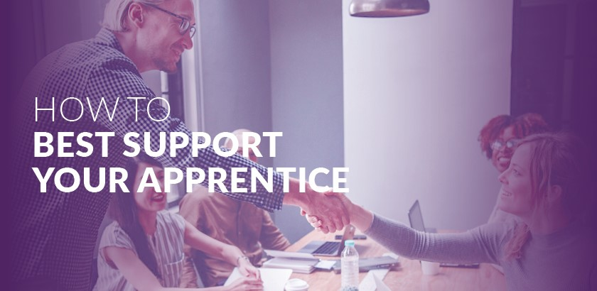 How to Best Support Your Apprentice