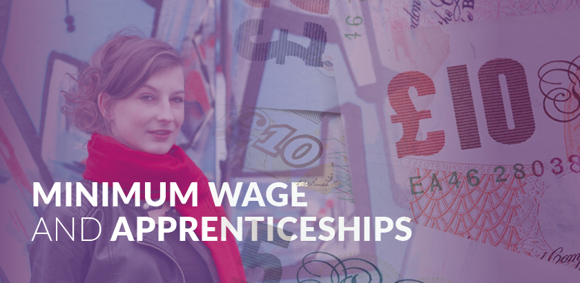 Apprenticeships and the Minimum Wage
