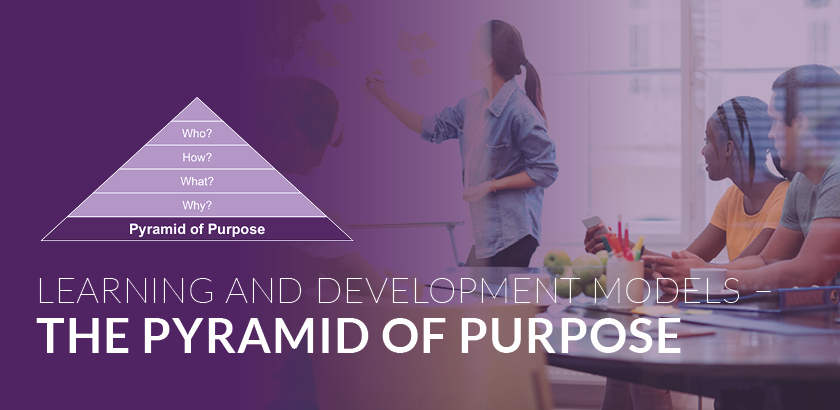 Learning and Development Models – The Pyramid of Purpose